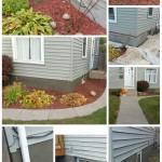 Foundation/Stucco repair.