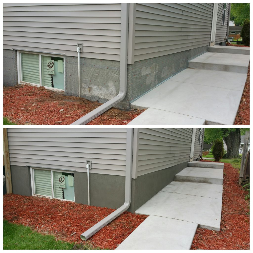 Foundation Repair and coatings