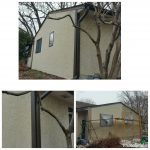 Stucco Repair and Matching